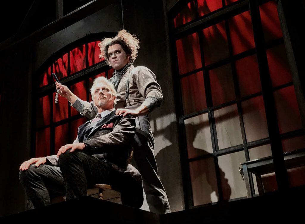 Online Dating Explain to The Tale Of Sweeney Todd