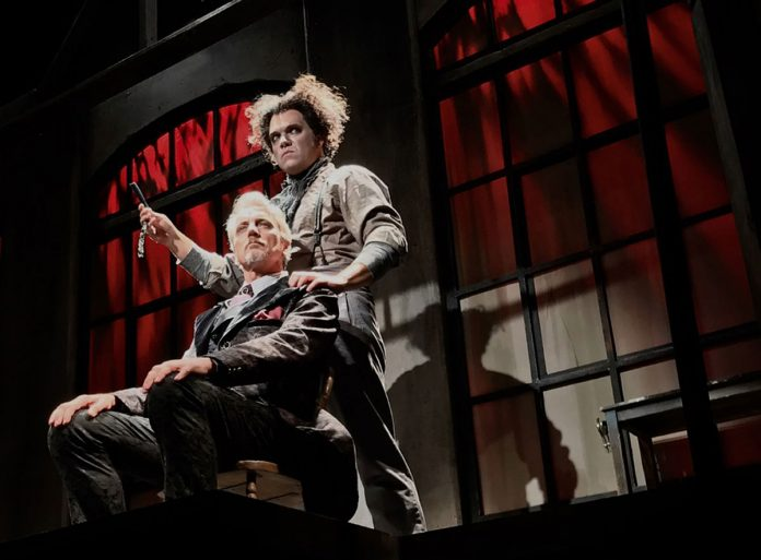 Sweeney Todd, Palm Beach Dramaworks' present production
