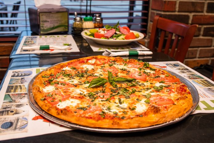 City Pizza in CityPlace: The Dolce Vita on a Plate