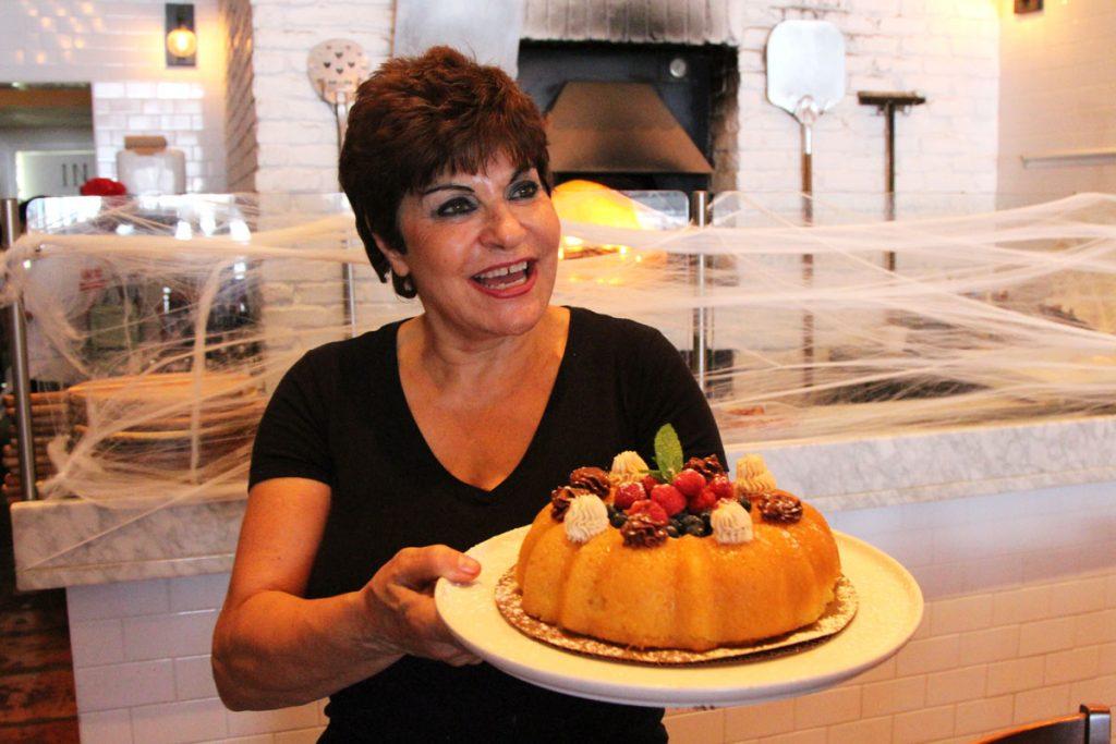 Chef Maria Abbenante