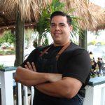 E.R. Bradley's Saloon's Executive Chef Edwin Bermudez