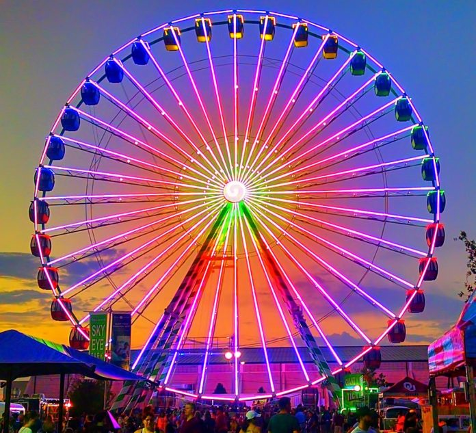 North America's Largest Traveling Ferris Wheel Coming to South Florida Fair