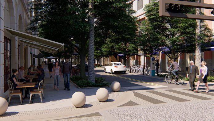 Improvements for the 300 block of Clematis Street Starting in June