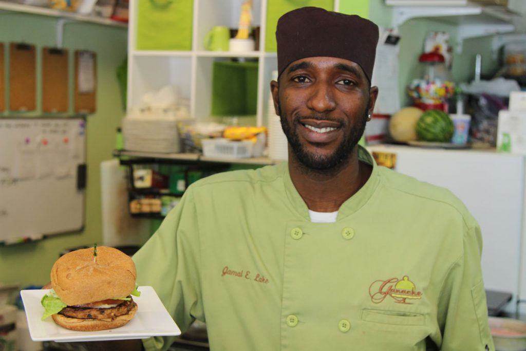 Jamal Lea, the Passionate Baker of Ganache Bakery and Café