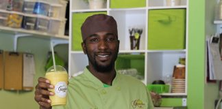 Jamal Lake, the Passionate Baker of Ganache Bakery and Café