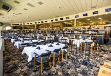 Dining is Fun at Legendary Palm Beach Kennel Club