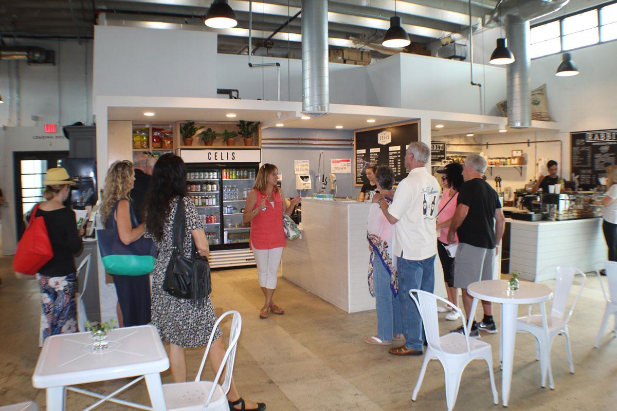 Dixie Dining Corridor Food Tour
