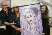 Artist Barbara Hulanicki