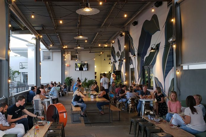 West Palm Beach's Hottest Spot to Chill: Grandview Public Market