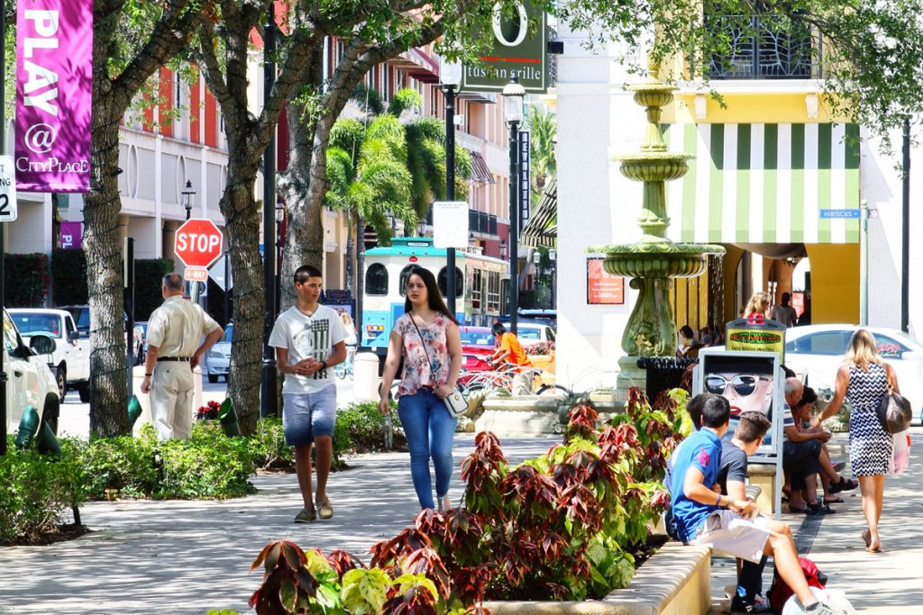 West Palm Beach A City On The Move