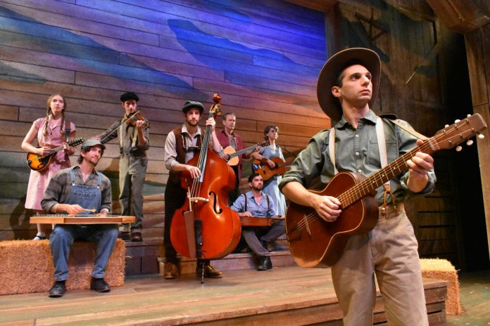Woody Guthrie's American Songs: a Timeless Story Onstage