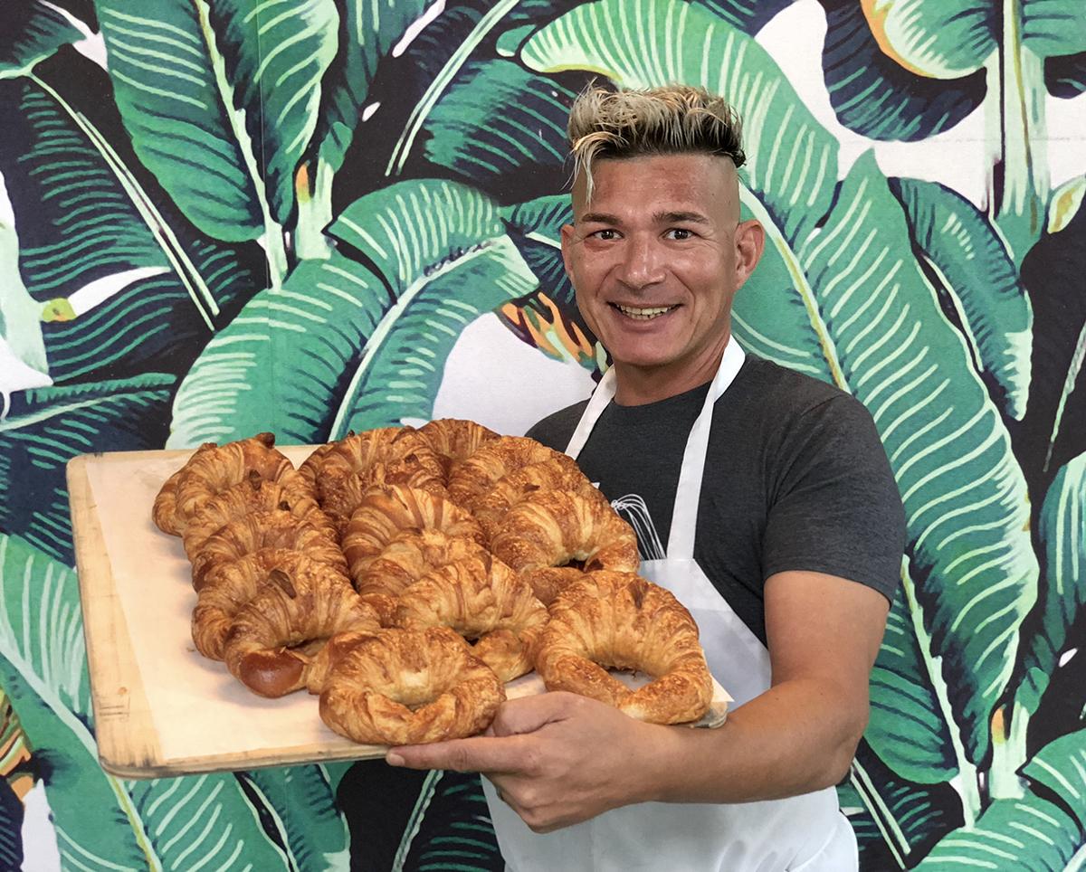 Loïc Autret of Loïc Bakery: West Palm Beach's Master of Pastries