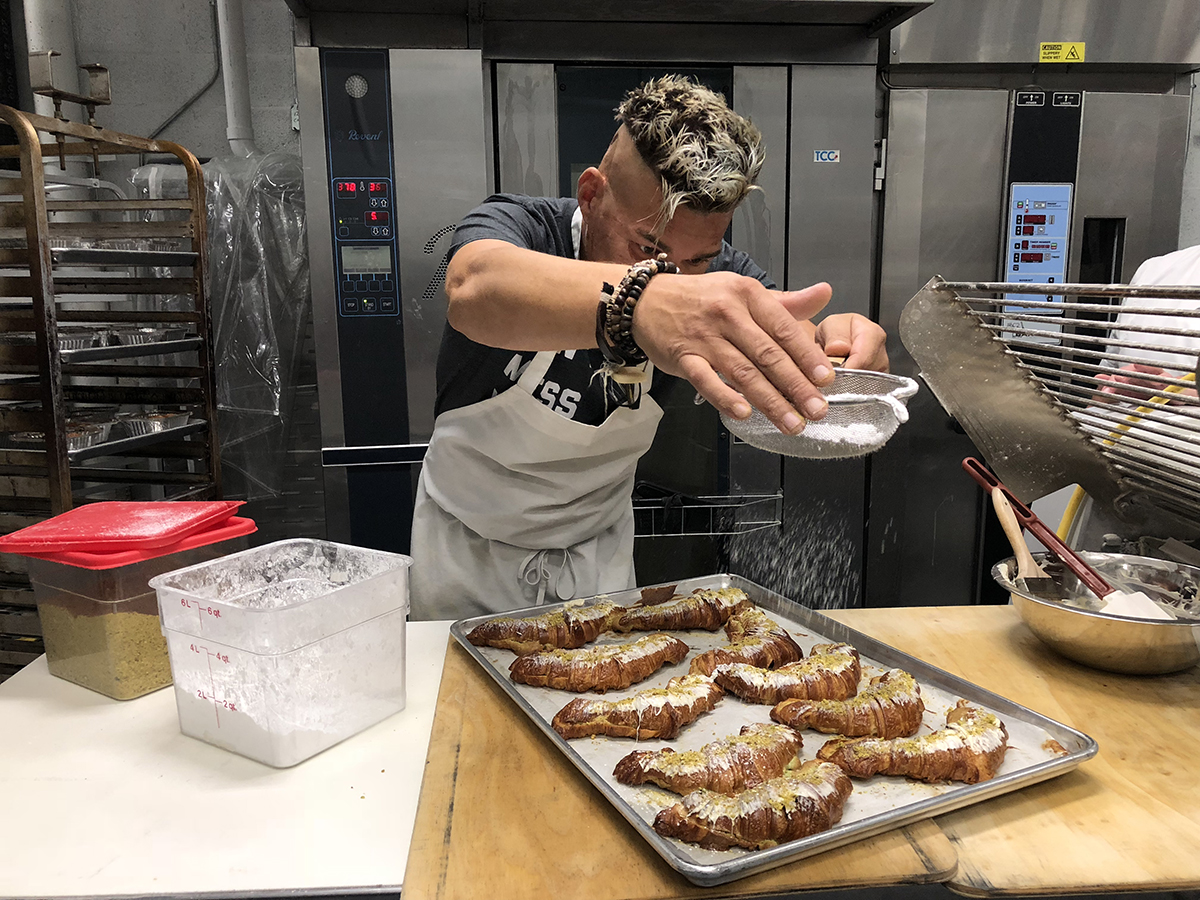 West Palm Beach's Master of Pastries: Loïc Autret of Loïc Bakery