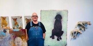 Skip Hartzell and the Dogma of Canine Art