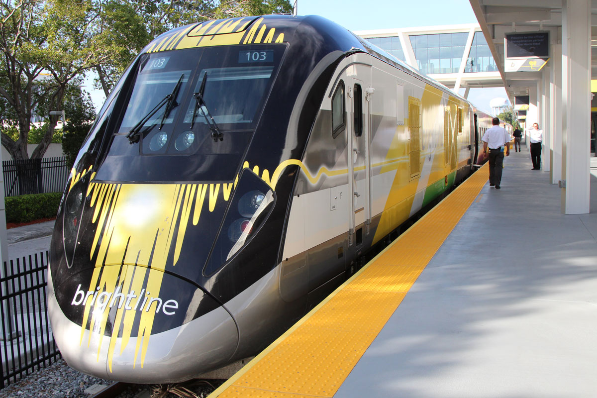 Day Tripping Miami Brightline to Frost Museum of Science