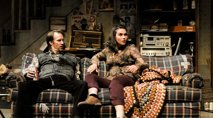 Notable Playwright, Lyle Kessler's 'House on Fire' Premiers at Dramaworks