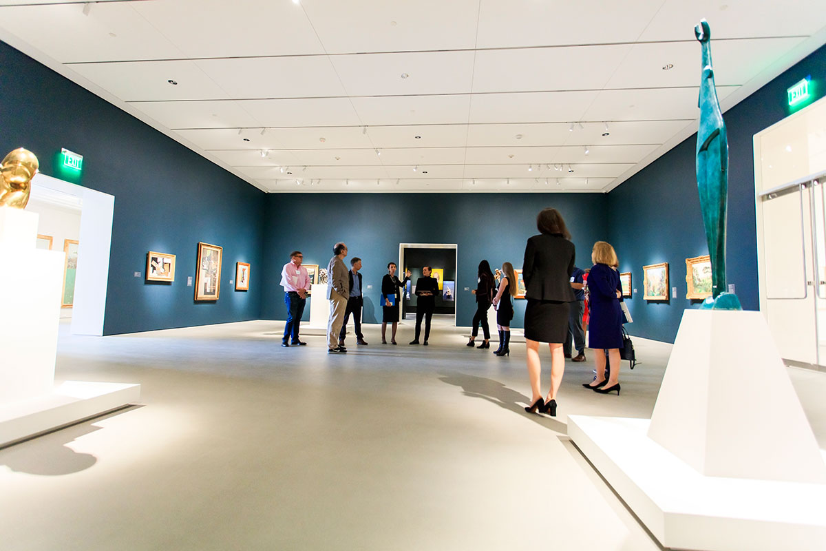 The New Norton Museum of Art: Gleaming and Grand Redesign