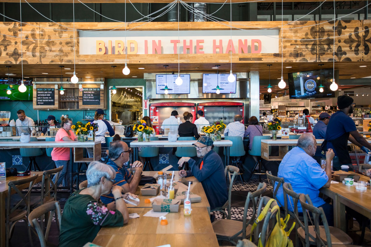 A Bird in the Hand is Better at Whole Foods - WPB Magazine (Photos)