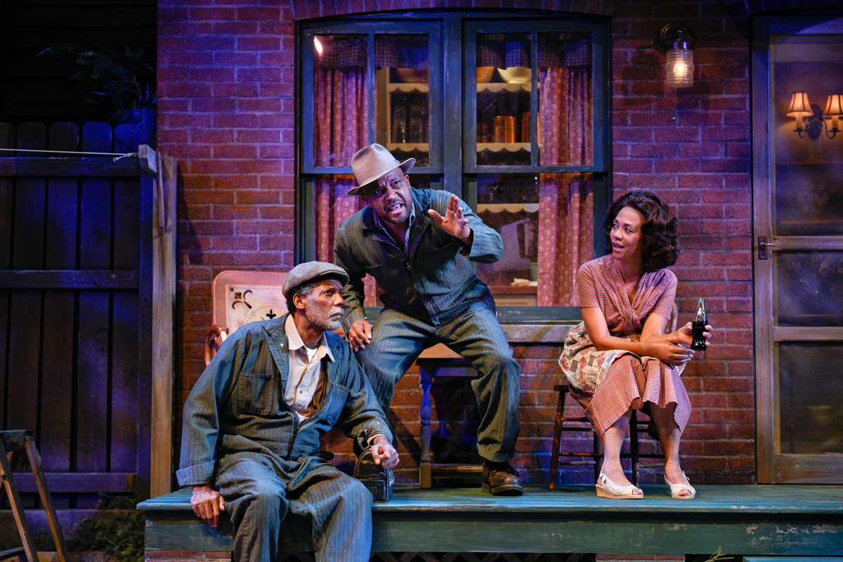 """Fences,"" a Story of Duality by Palm Beach Dramaworks"