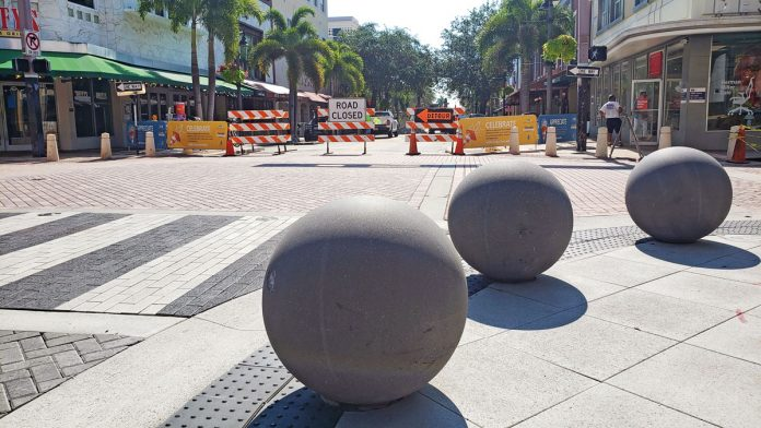 Update on Phase II of the Clematis Streetscape Project