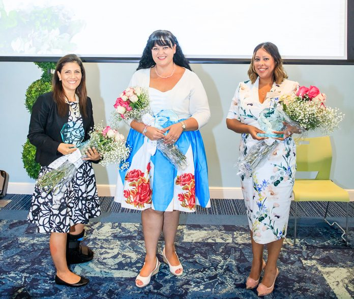 Esperanza Awards 2019 recipients