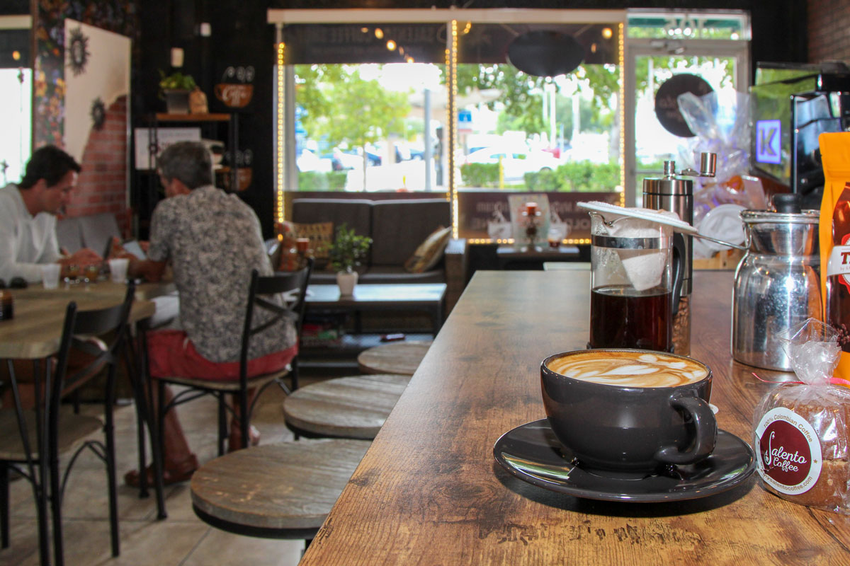 Salento Coffee: Freshly Brewed Colombian Coffee