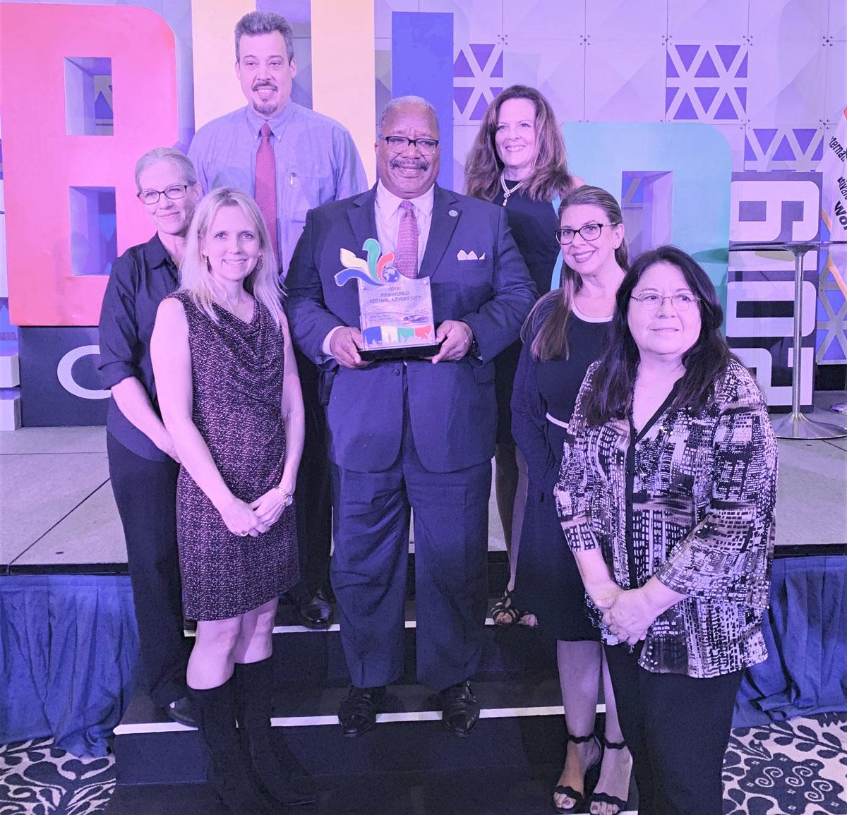 West Palm Beach In 2019: West Palm Beach Recipient Of The 2019 IFEA