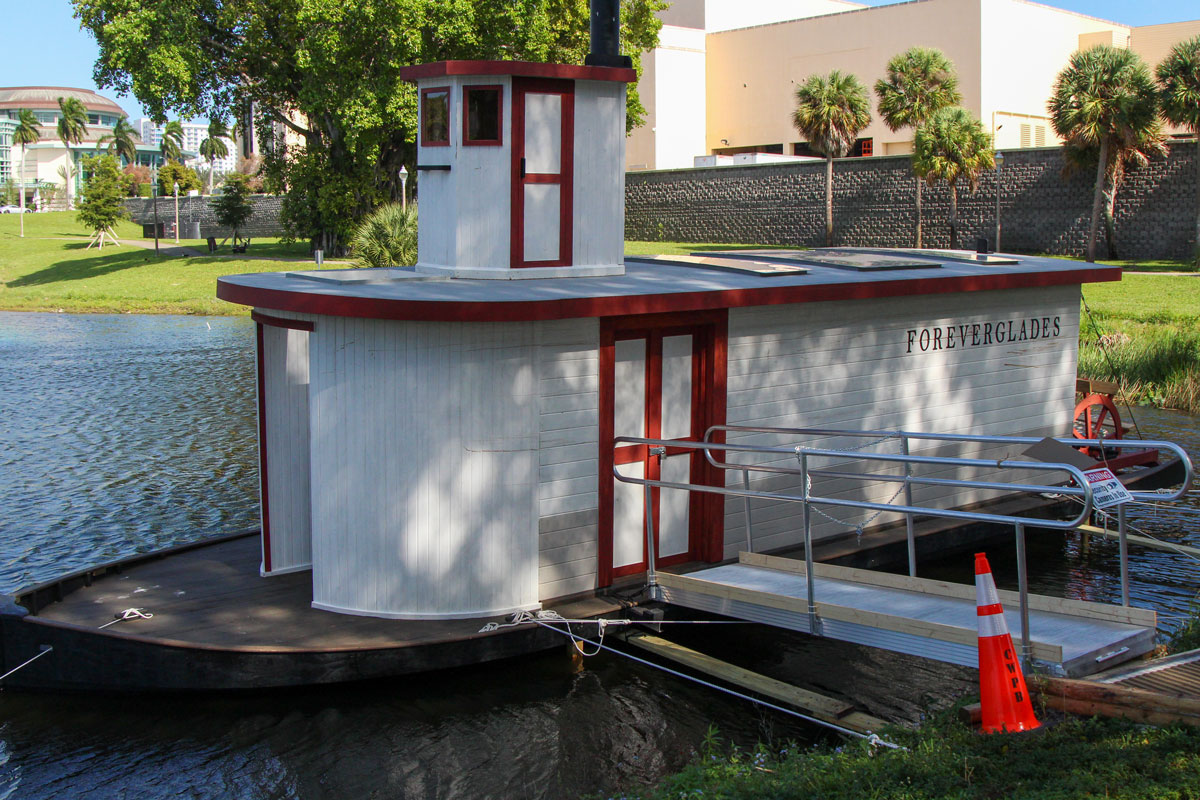 Foreverglades: Art Boat Holds Hidden Stories
