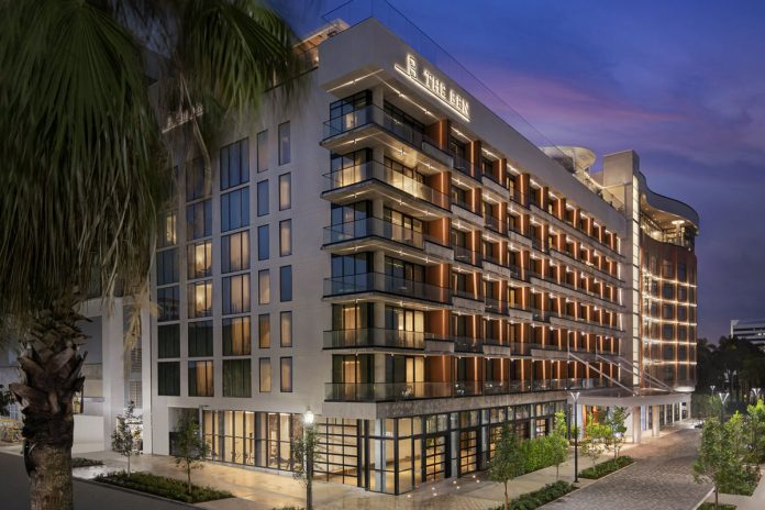 The Ben West Palm Beach Named Headquarter Hotel of the PBIBS