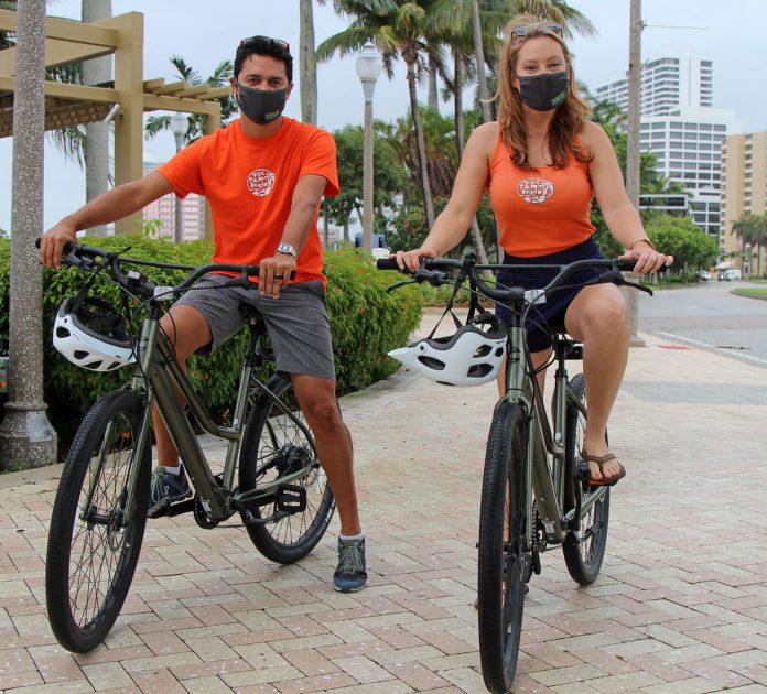 Visit Palm Beach Private bike tours in West Palm Beach & Palm Beach