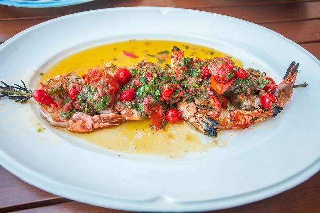 Elisabetta's dazzles in great food and elegant old-world Italian vibe