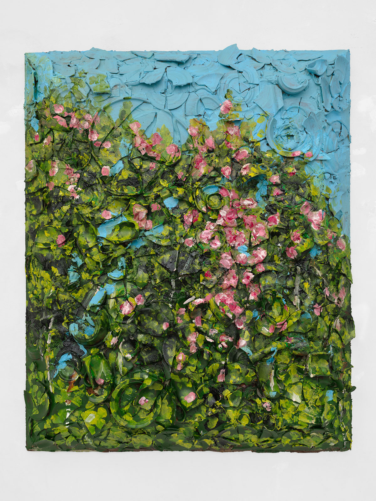 Sliding Back to Home Plate: Julian Schnabel at PACE Palm Beach