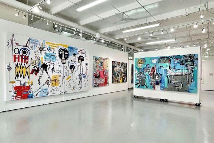 Installation Fernanda-Lavera - Manolis Projects Opens an ambitious group show