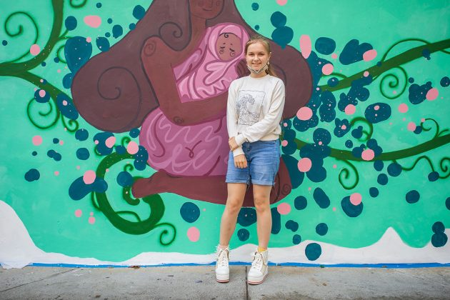 New mural in Downtown WPB celebrates love in many forms