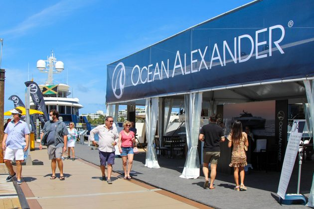 The 35th Palm Beach International Boat Show was a successful event