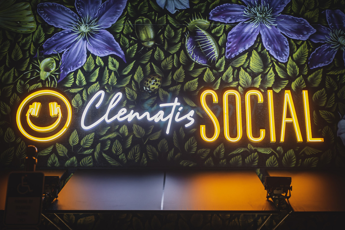 Clematis Social in West Palm Beach
